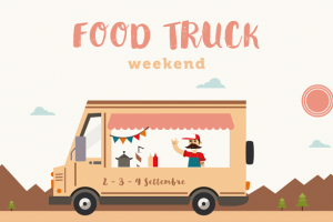 Food truck weekend: cibo e tecnologia facendo network